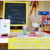 Thumbnail image for Literacy Spot #46: Restaurants, Cafes and Sandwich Bars!