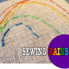 Thumbnail image for Simple Kids Sewing: Sewing Rainbows