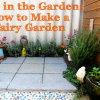 Thumbnail image for Kids in the Garden: How to Make a Fairy Garden
