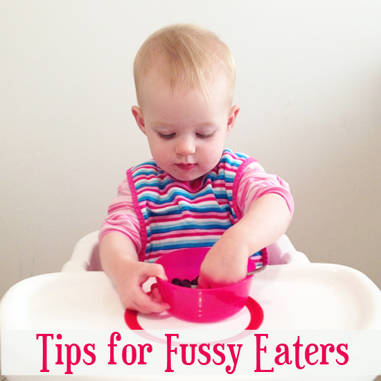 Toddler Eating: Tips for Picky Eaters