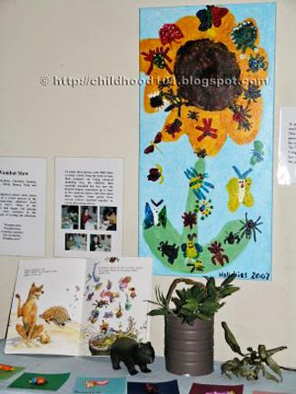 kids collaborative art project ideas