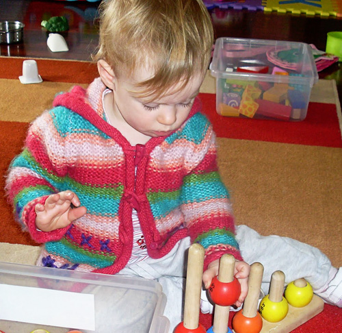 Fine motor activity ideas