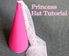 Princess Hat Costume