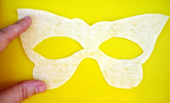 Make your own butterfly mask costume   Childhood 101