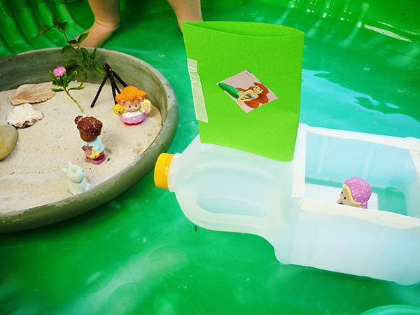 ideas for water play table