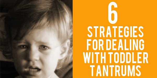 toddler-tantrums behaviour guidance