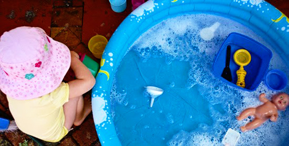 10 fun ways to extend water play
