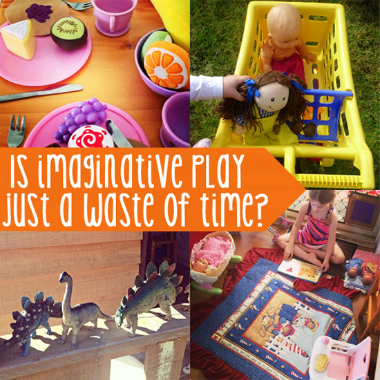 Childhood 101 | Is Imaginative Play a Waste of Time?