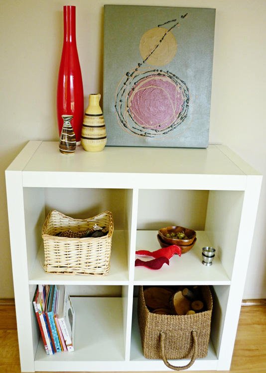 Organising Kids Stuff Small Homes Combined Living Spaces