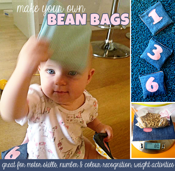 Make Your Own Beanbag Game Tutorial