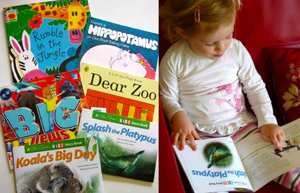 Childhood 101   Strewing-setting the stage for children's learning