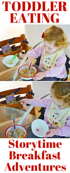 Toddler Eating: Breakfast Adventures