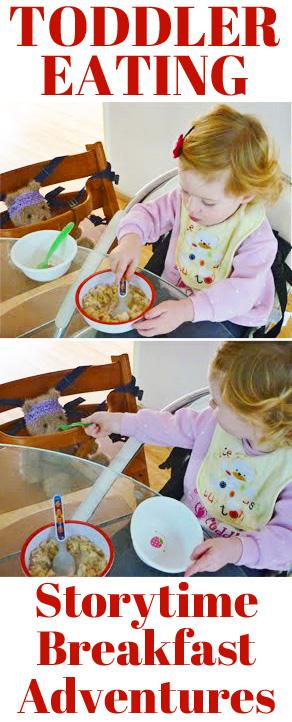 Childhood 101 | Toddler Eating_Storytime Breakfast Adventures