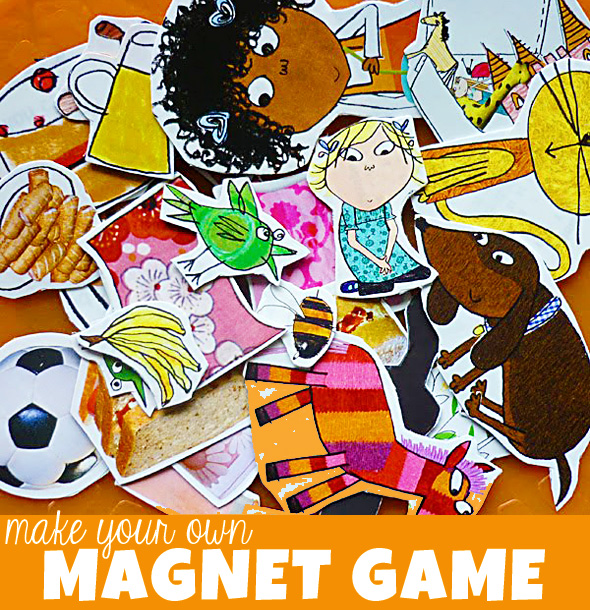 Make your own magnet game | Childhood 101