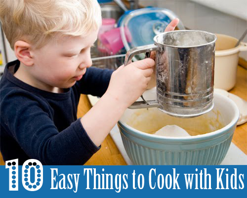 easy things to cook
