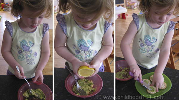 Cooking with kids the easy version childhood101 there is nothing better when it comes to cooking with children than an easy no cook recipe and there are few recipes that a simpler than making forumfinder Choice Image