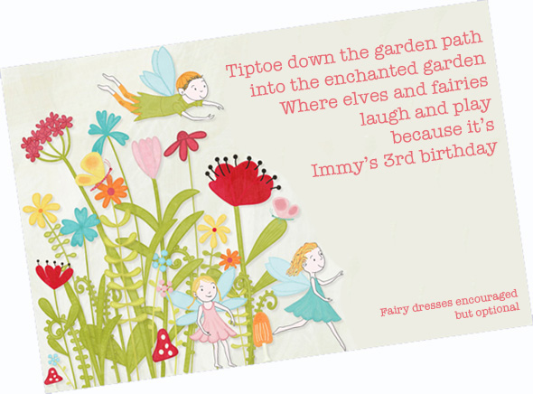 Fairy birthday party invitations birthday party archives childhood101 filmwisefo
