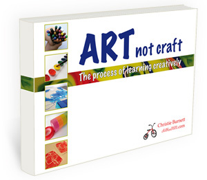 Art not craft the process of learning creatively ebook need help thinking beyond crayons and playdough when it comes to creative activities for your child fandeluxe Gallery