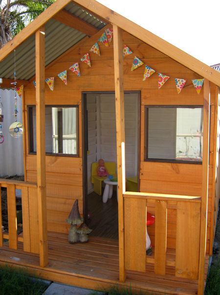 Our Play Space: A Tour of Immy's Cubby House