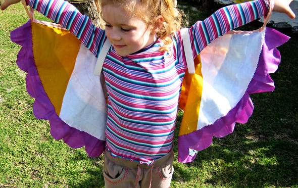 Bird wings costume | Childhood 101