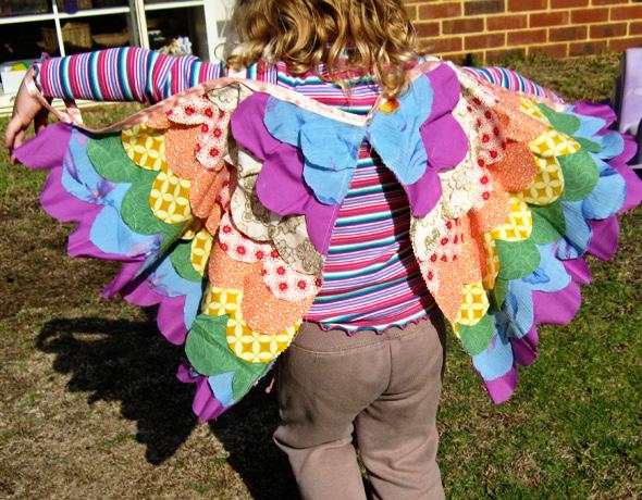 Costume bird wings | Childhood 101