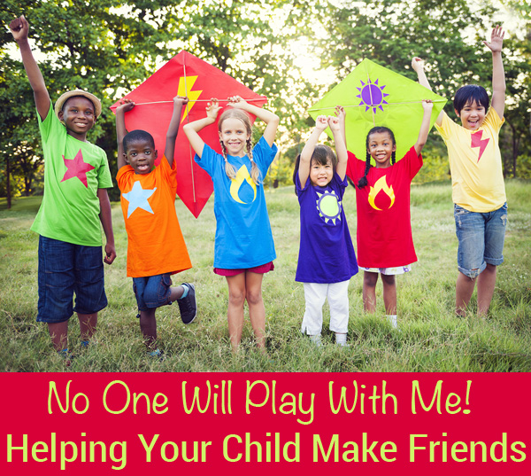 Helping Your Child Make Friends