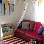 Organising Kids Stuff: Book Corner