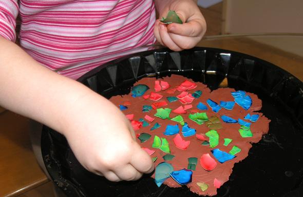 Kids Art: Mosaic