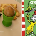 Green eggs and hame