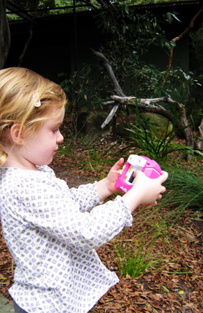Kid Tough Digital Camera