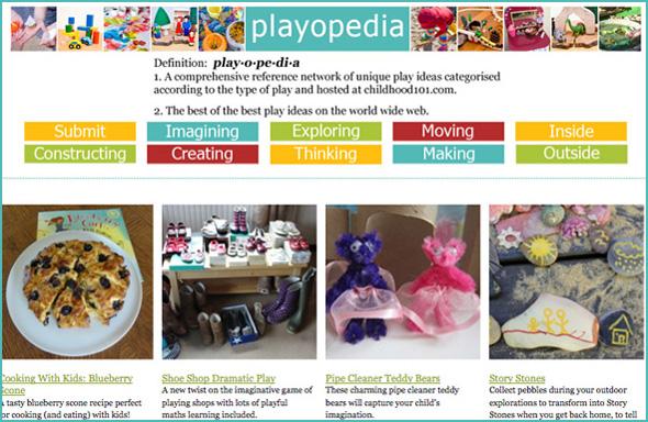 We Play and Playopedia