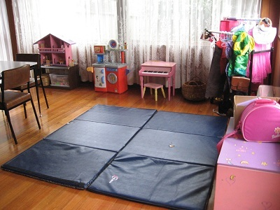 Our Play Space: The Stuff With Thing Playroom