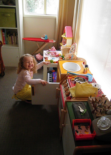 Our Play Space: Lily's Special Spaces