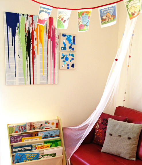 Canvas art ideas for kids
