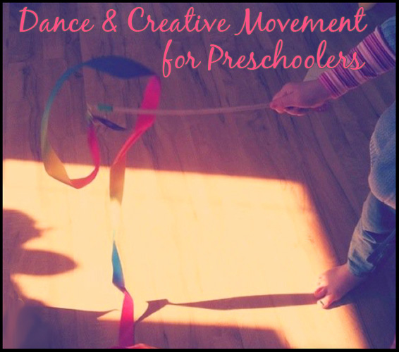 Dance & Creative Movement for Preschoolers
