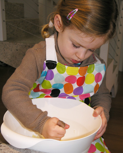 Things to cook with kids