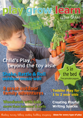 play grow learn - cover image