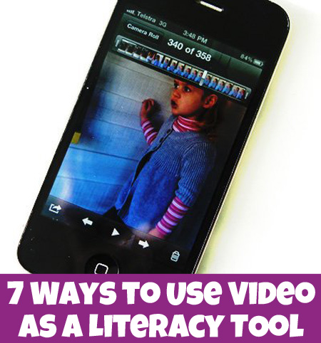 7 Ways to Use Video As A Literacy Tool