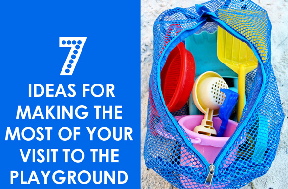 playground play ideas