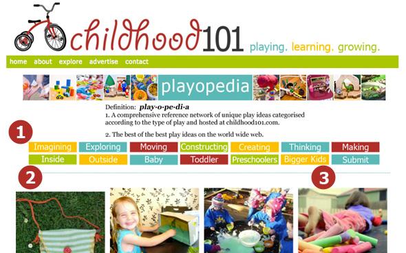 Playopedia Updated
