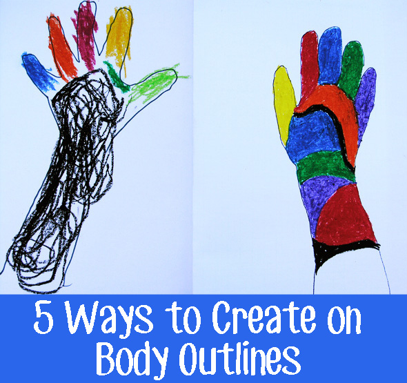 5 Ways to Create on Body Outlines