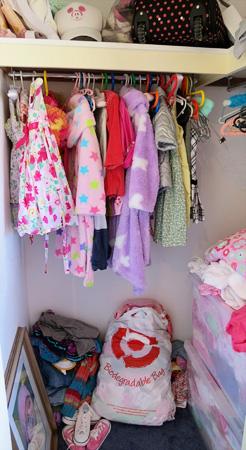 Back to School: Organising Kids Spaces