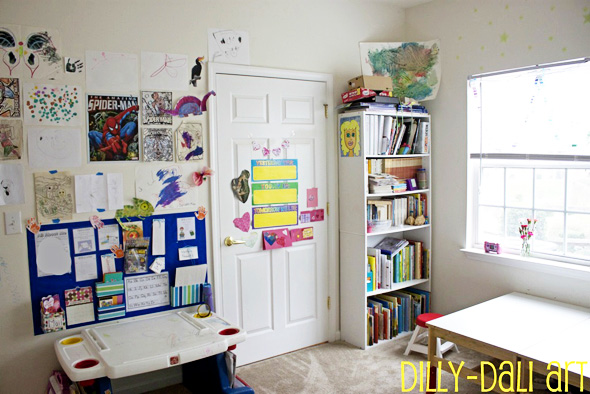 Our Play Space: Creating and Learning All-in-one