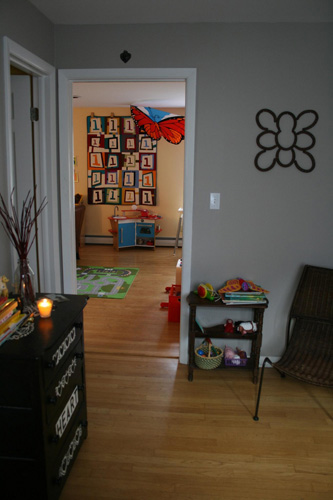 baby play space ideas