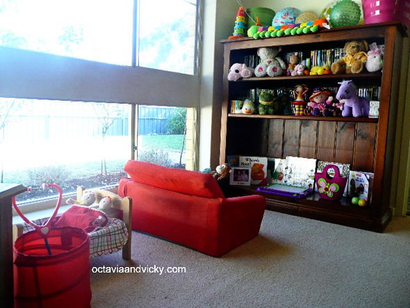 Our Play Space: Home is where the play is…