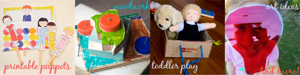 Using Props to Sing with Children
