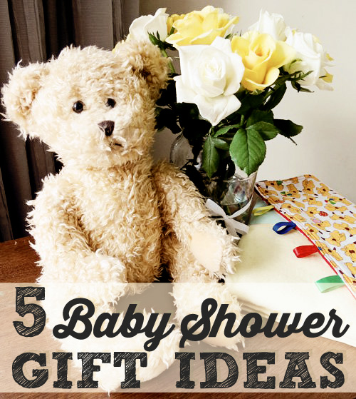 5 baby shower gift ideas