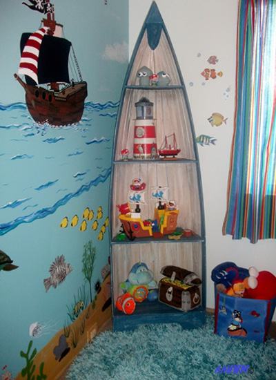 our play space ahoy there dimple 39 s pirate bedroom
