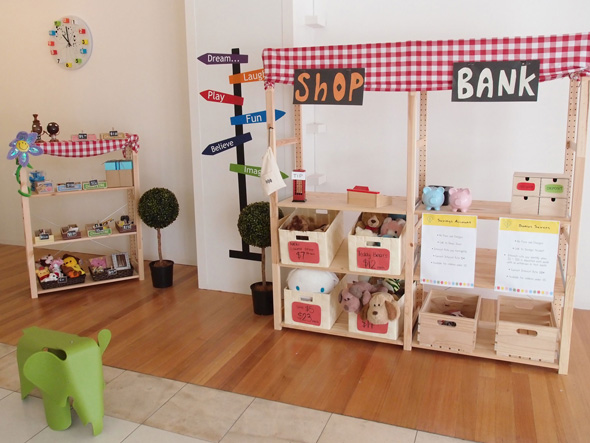 Post image for Our Play Space: Mini Economy