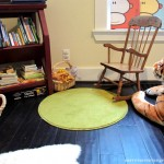 montessori inspired play space